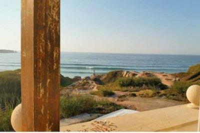 Soul Surfcamp Peniche Terrasse