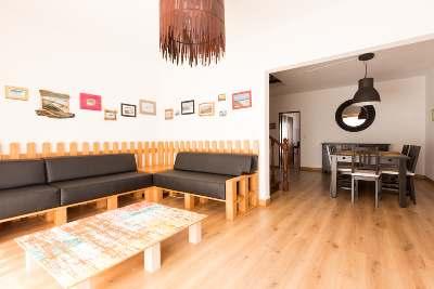 Baleal Surfcamp Penich Portugal Lounge