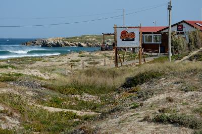 Baleal Surfcamp Penich Portugal Beach Base