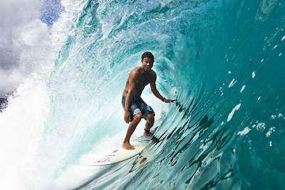 Kima Surfcamp Bali Surfguiding