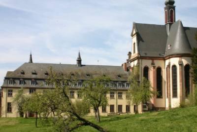 Yoga Urlaub Deutschland Kloster himmerod