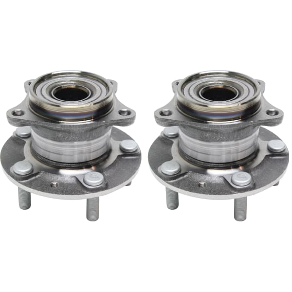 Pair New Rear Wheel Hub /& Bearing Driver and Passenger for CX-7 AWD ONLY