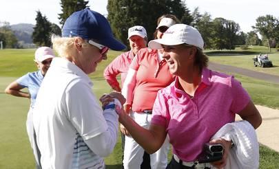 Canadian Countrywomen Kyrinis Samuel To Meet In Senior Womens Amateur Final