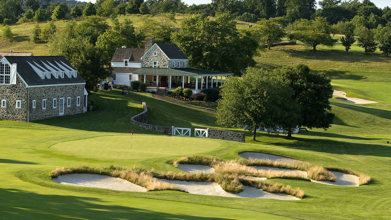 A Championship Of Firsts As Mid Am Descends On Stonewall September 6, 2016  | Elverson, Pa. By Brian DePasquale, USGA