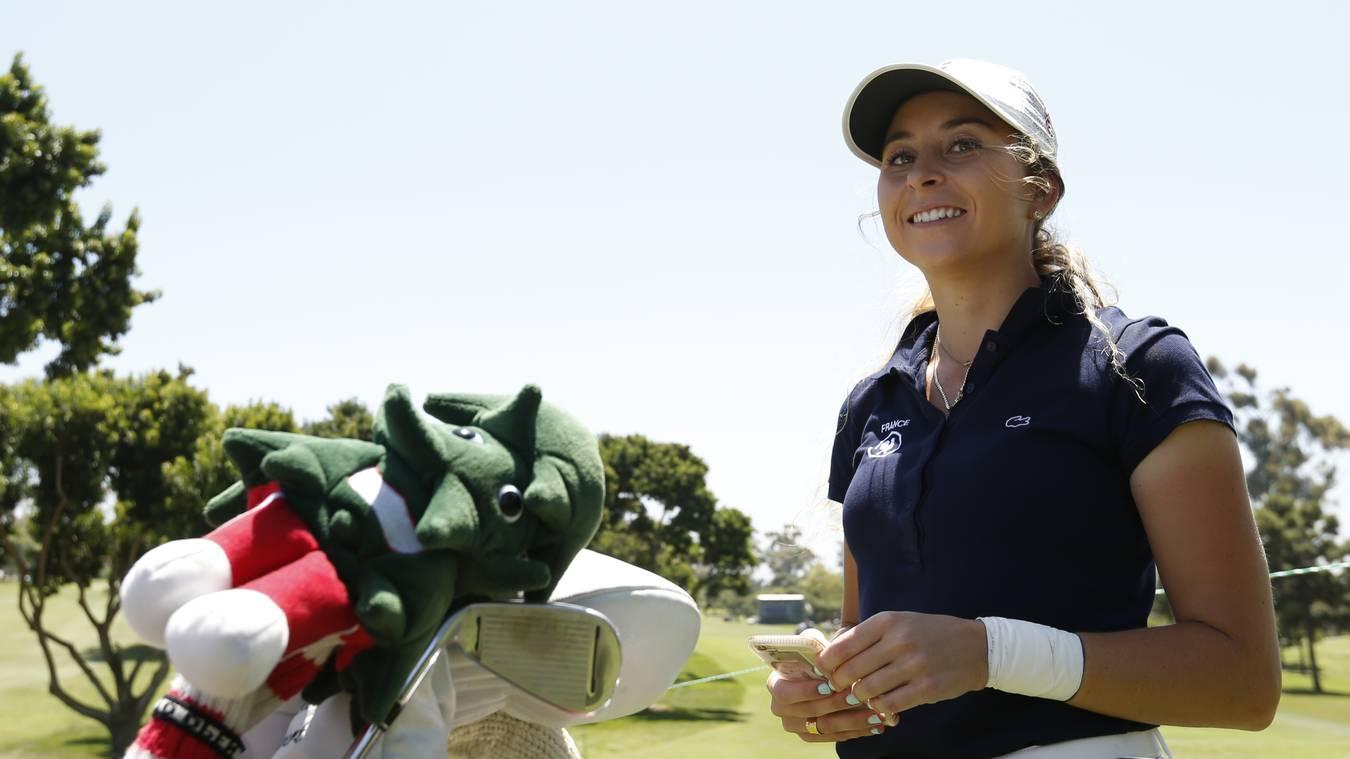 World Is Oyster For Medalist Stanford Star Aubert