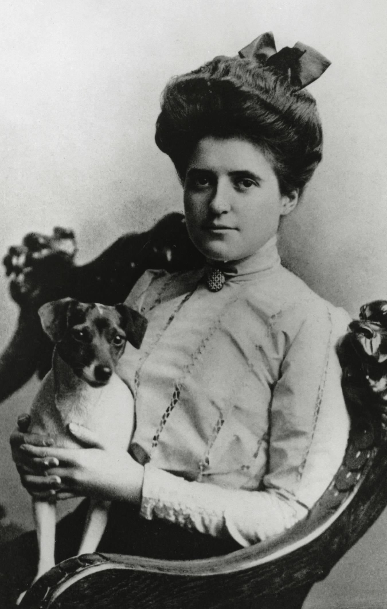 Beatrix Hoyt Won Three Consecutive U S Womens Amateurs From 1896 98 Usga Archives