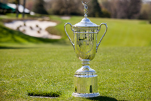 USGA RECEIVES RECORD NUMBER OF ENTRIES FOR 2013 U.S. OPEN CHAMPIONSHIP