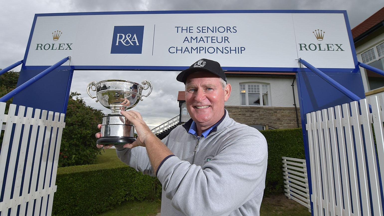 British seniors amateur