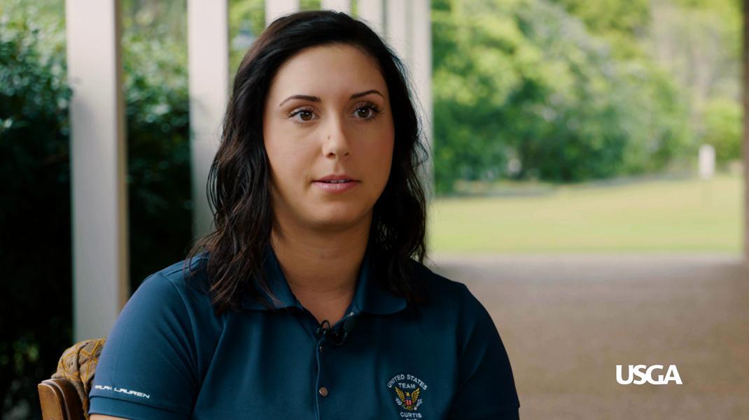 Meet Usa Player Monica Vaughn