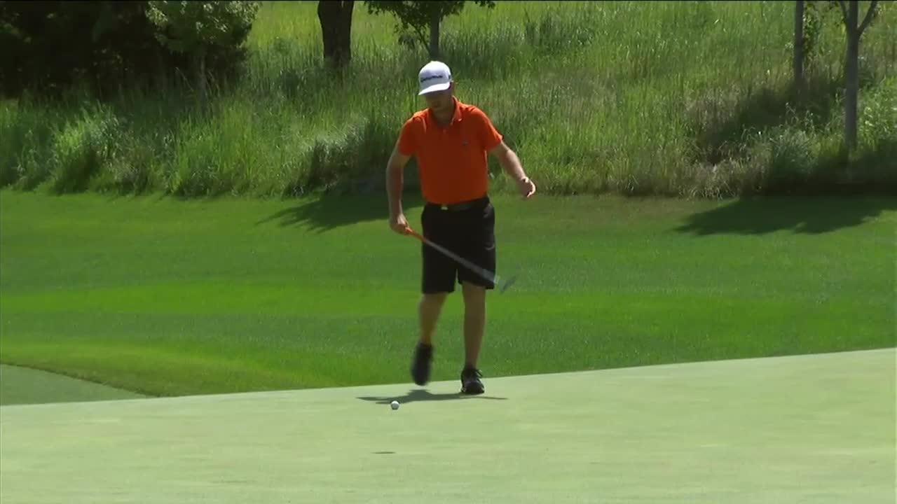 Matthew Wolff's Remarkable Round-of-16 Comeback on