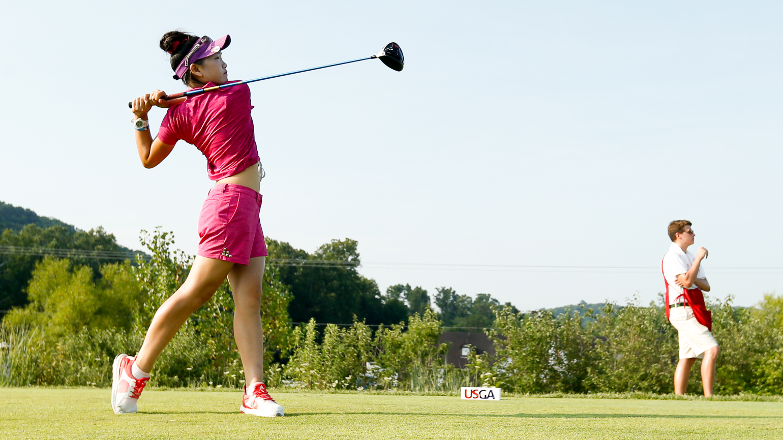 U s junior amateur golf tournament in iowa