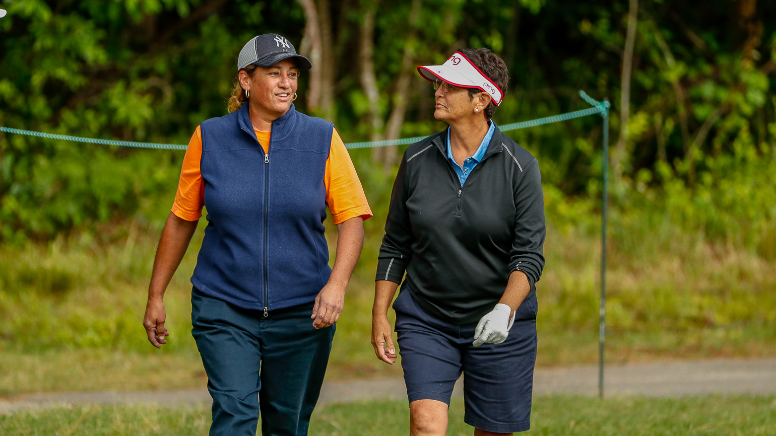 Ammaccapane Sisters Relish Rare Opportunity