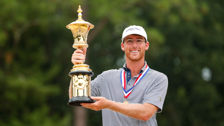 Ogletree Stuns Augenstein To Win U.S. Amateur at Pinehurst