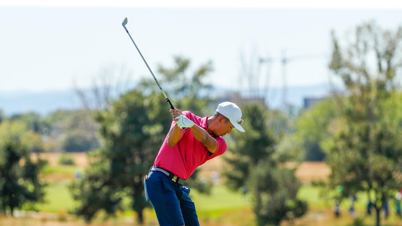 Lee Fulfilling Golf Dream Despite Life-Altering Tragedy