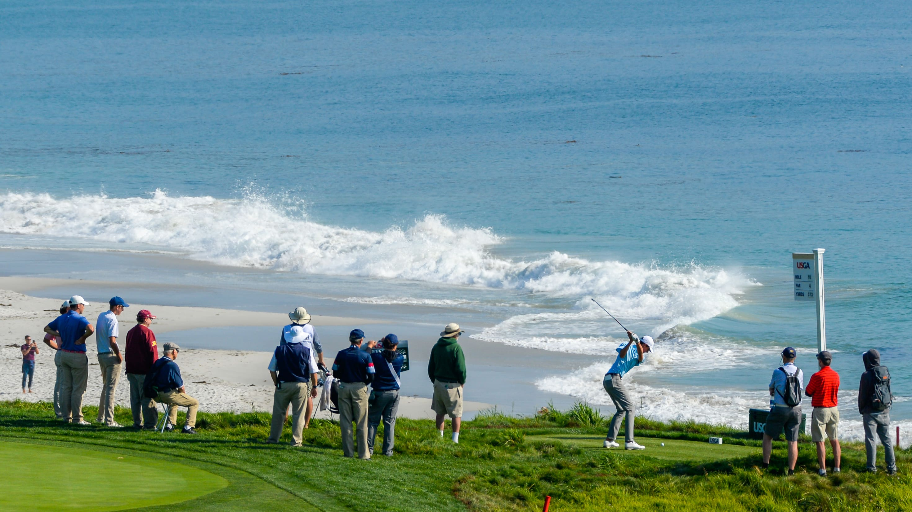 u.s. amateur at pebble beach provides prelude to 2019 u.s. open