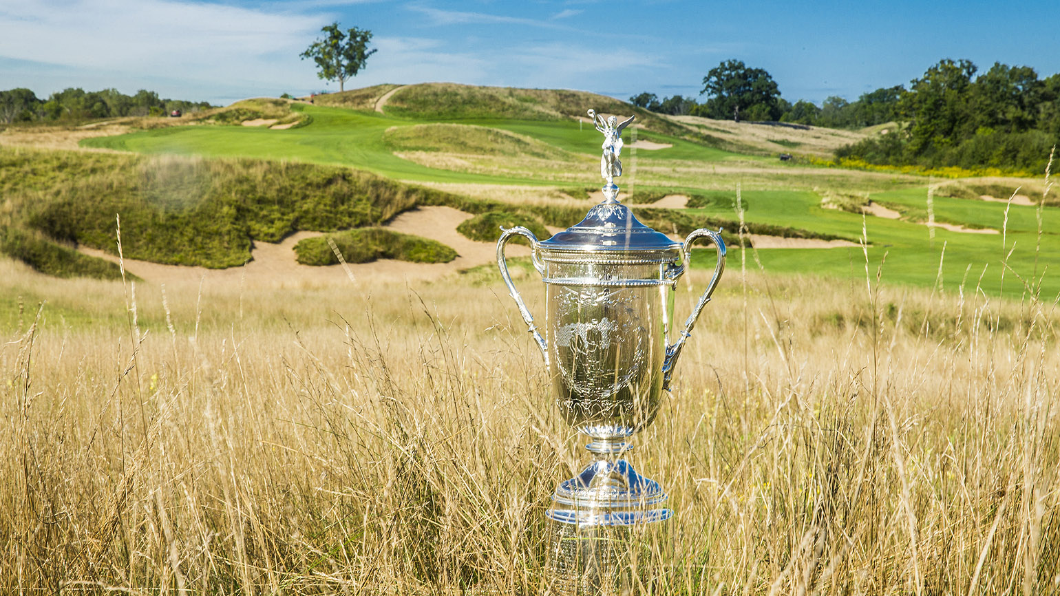 States Canada To Host Local Qualifying For Th US Open - Us open erin hills map