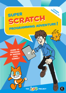 Super Scratch Programming Adventure