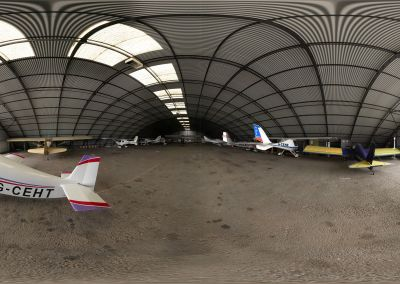 Virtual Tour of City Airport Manchester