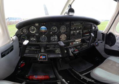 Manchester Flight Training Aircraft Virtual tours