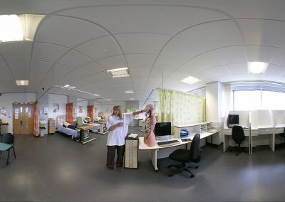 Salford University Virtual tour