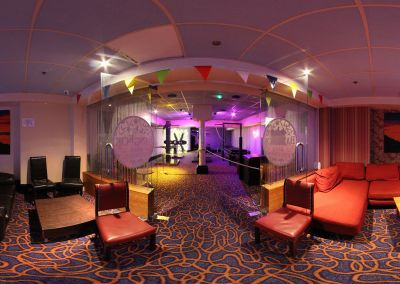 Club Lash nightclub Virtual tour