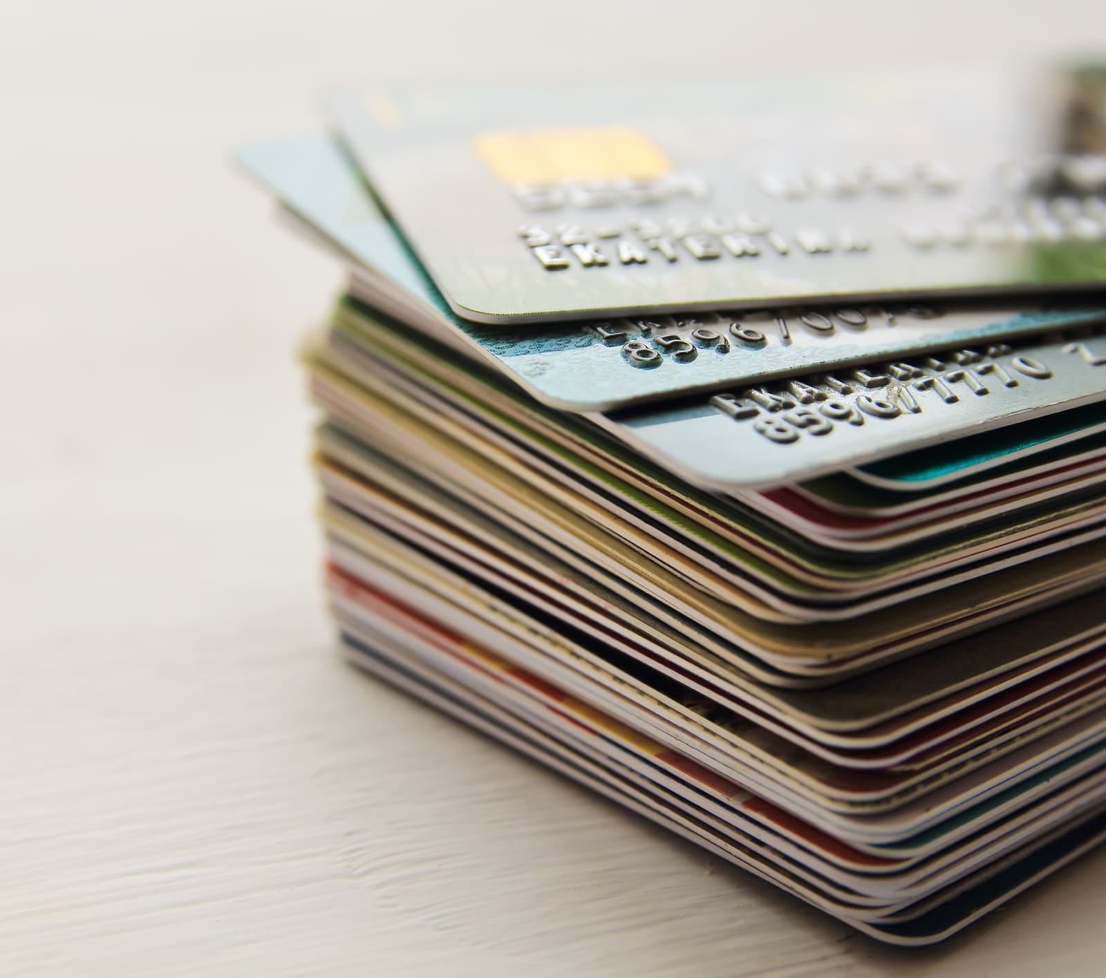 large stack credit cards yfgh8v - How Long To Wait Between Amex Applications