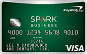 Capital One® Spark® Cash Select for Business Image