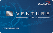 Capital One® VentureOne® Rewards Credit Card Image