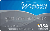 The Wyndham Rewards® Visa Signature® Card Image