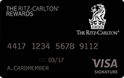 Ritz-Carlton Rewards Credit Card Image
