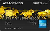 Wells Fargo Propel World American Express® Image
