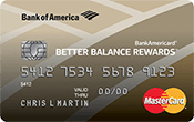 BankAmericard® Better Balance Rewards Image