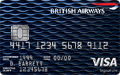 British Airways Visa Signature® Card Image