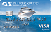 Princess Cruises Rewards Visa Card Image