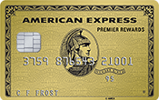Premier Rewards Gold Card from American Express Image
