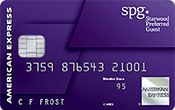 Starwood Preferred Guest® Credit Card from American Express Image