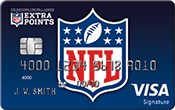 NFL Extra Points Credit Card Image