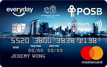 Image of POSB Everyday Card