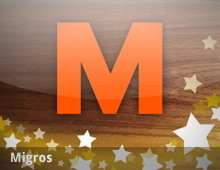 Migros Sternsammler Apps – innovative WettbewerbsApp