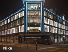 NIKE@Jelmoli – Store Neueröffnung