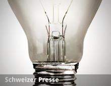 Schweizer Presse – Erste Schweizer Mobile Augmented Reality Anzeige