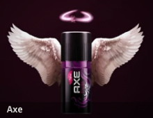 Axe Promotion mit Augmented Reality