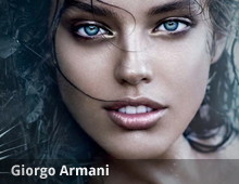 Giorgio Armani – Plakat Couponing mit PosterPlus (ShortCut)