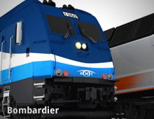 Bombardier – Präsentation in Flash für Konferenz