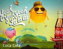 VW Golf & Coca Cola – Interaktives eBoard im HB Zürich