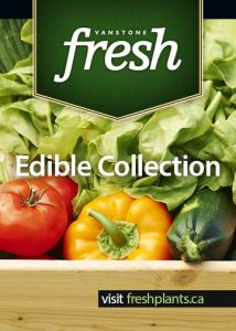Vanstone Fresh Edible Collection