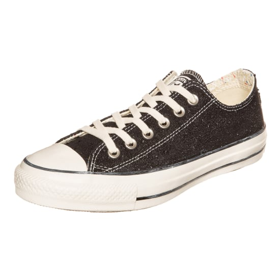 converse chuck taylor all star ox sneaker damen schwarz wei vaola. Black Bedroom Furniture Sets. Home Design Ideas