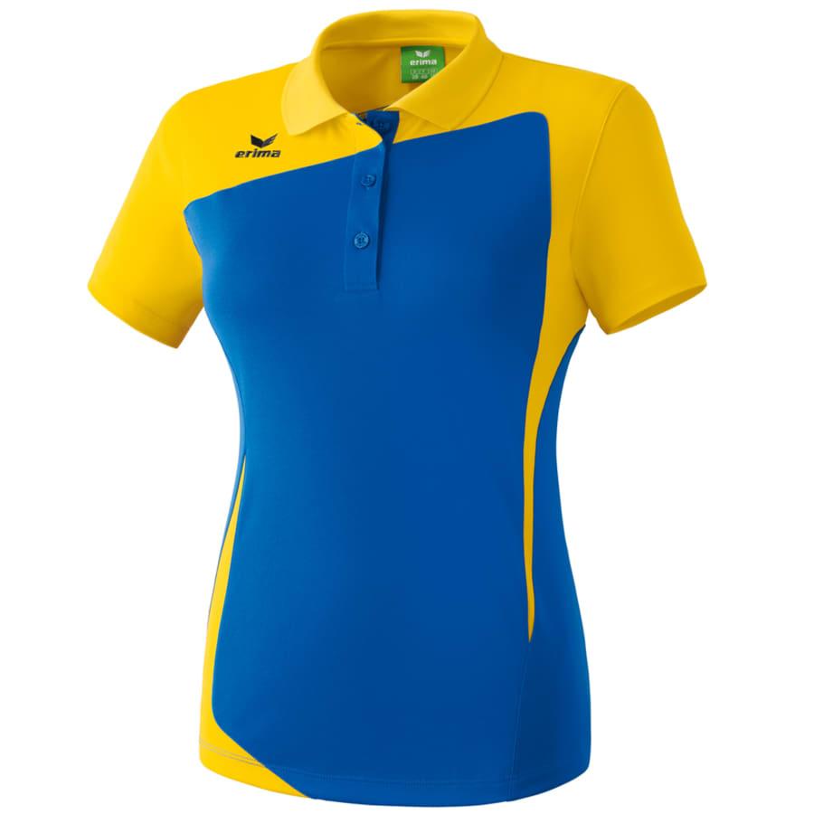 Erima CLUB 1900 Poloshirt Damen blau