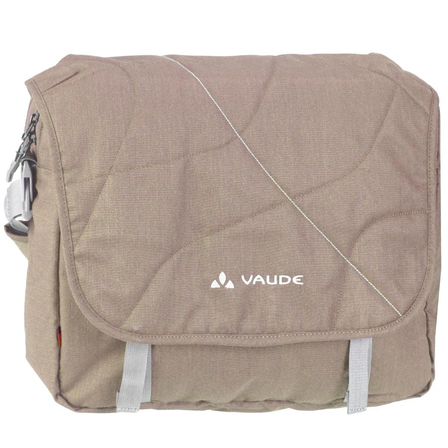 Vaude Recycled torPET Umhängetasche 43 cm Damen braun