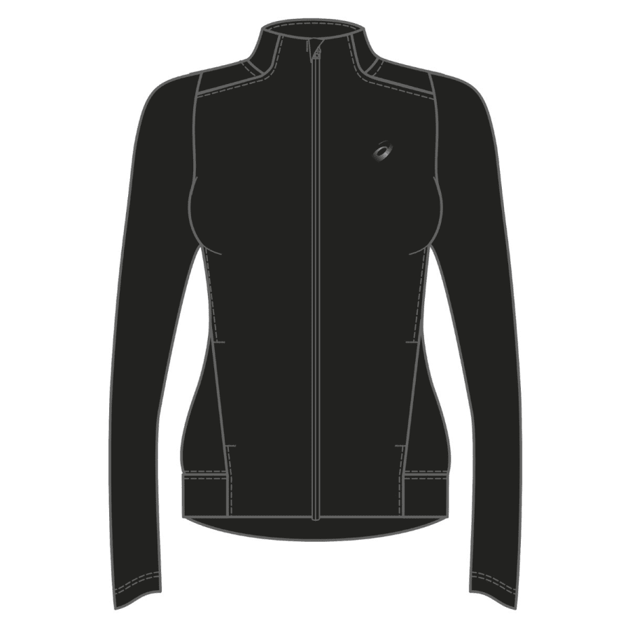 JACKET Laufshirt Damen
